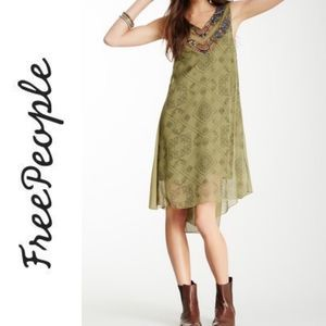 Free People | Ancient Mystery beaded shift dress